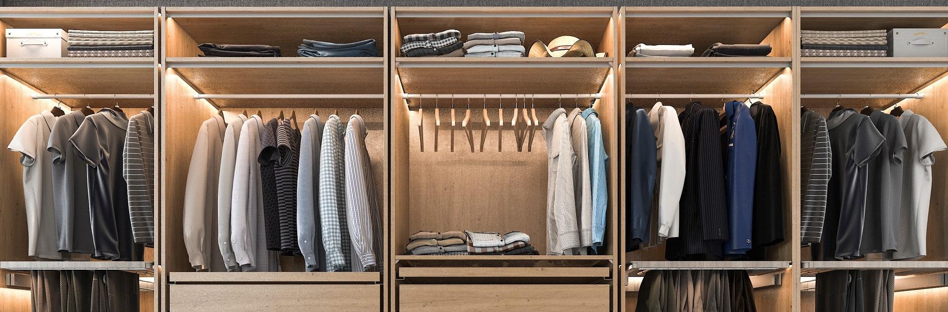 Garderoba na wymiar – co to takiego?